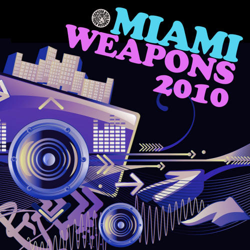 Album Art - Miami Weapons 2010