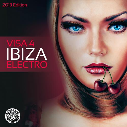 Album Art - Visa 4 Ibiza ELECTRO (2013 Edition)