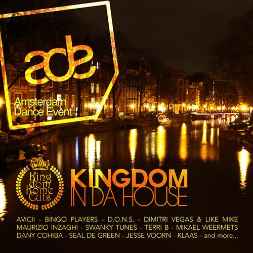 Album Art - Kingdom in da House - Ade 2013