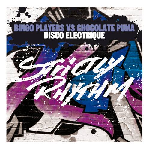 Album Art - Disco Electrique