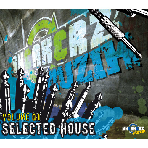 Album Art - Sneakerz MUZIK Selected House Volume 1