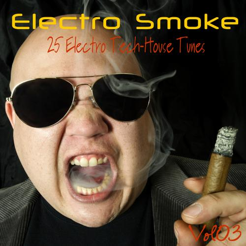 Album Art - Electro Smoke Volume 3