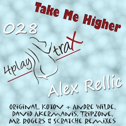 Album Art - Take Me Higher EP