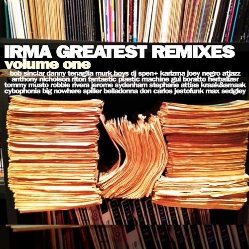 Album Art - Irma Greatest Remixes, Vol. 1