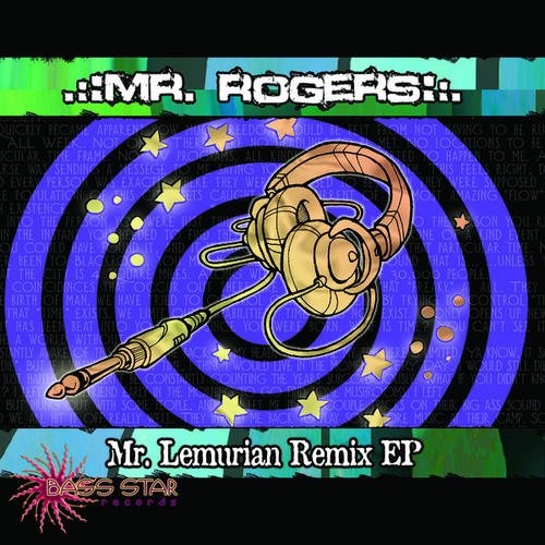Album Art - Mr. Lemurian Remixes EP