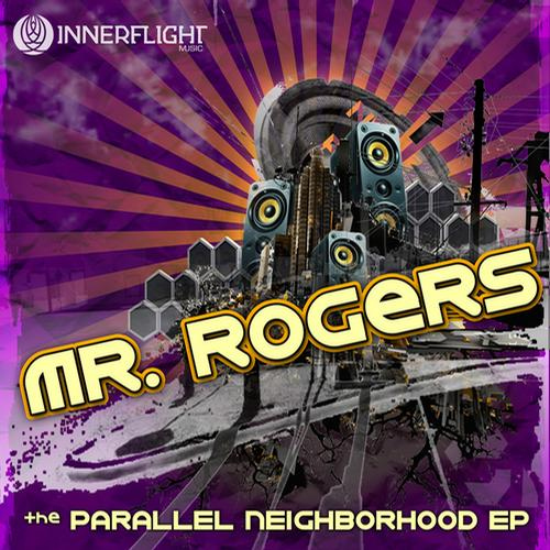 Album Art - The Parallel Neighborhood EP