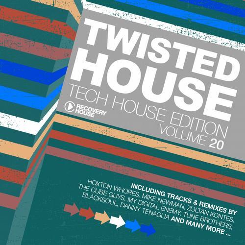 Album Art - Twisted House Volume 20