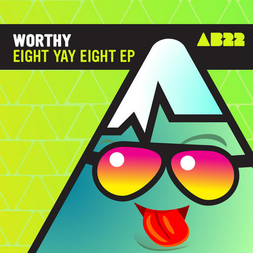 Album Art - Eight Yay Eight EP
