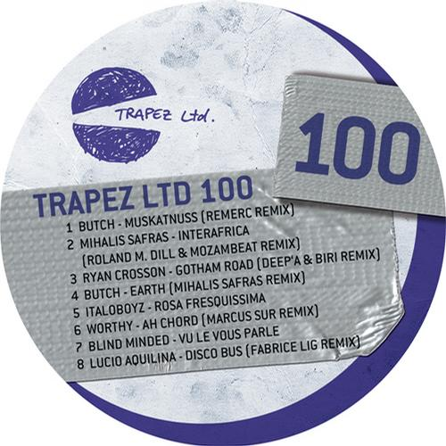 Album Art - Trapez Ltd 100 Anniversary Edition Pt. 1