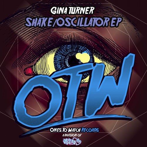 Shake / Oscillator EP Album