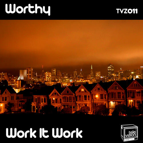 Album Art - Work It Work