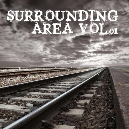 Surrounding Area Volume 01 Album Art
