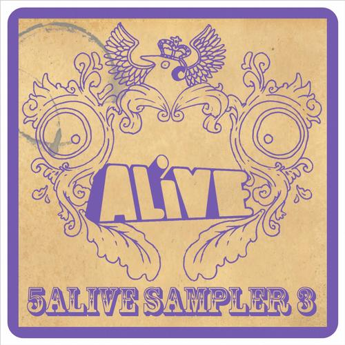 5ALiVE Sampler 3 Album