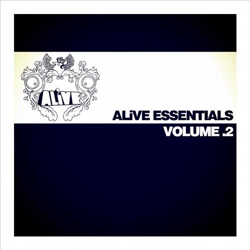 ALiVE Essentials Volume 2 Album Art