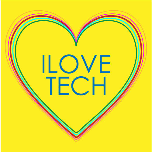 Album Art - I Love Tech Volume 01