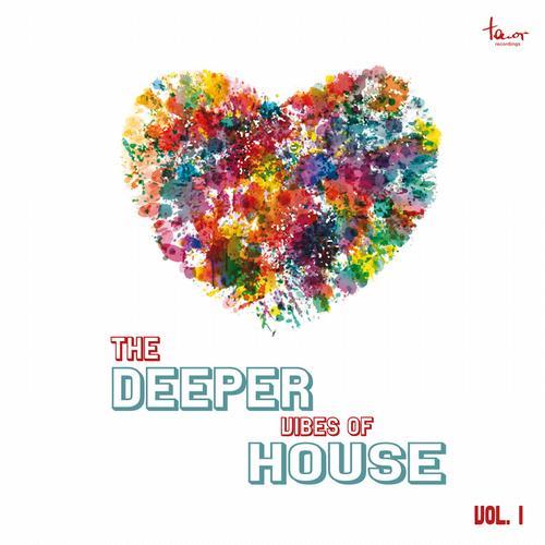 The Deeper Vibes of House, Vol. 1 Album Art