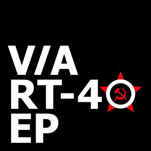 RT-40 EP Album Art