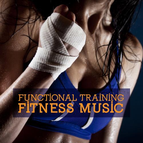 Functional Training - Fitness Music Album Art