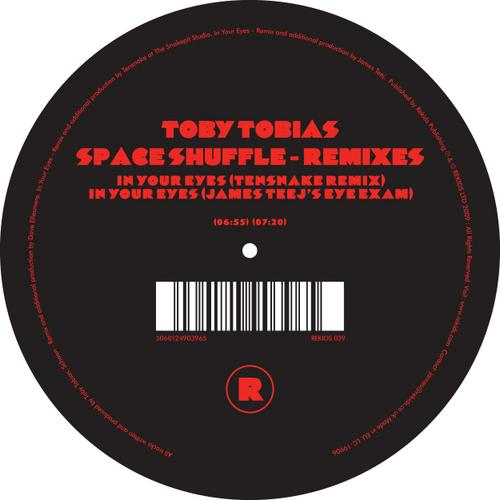 Album Art - Space Shuffle Remixes