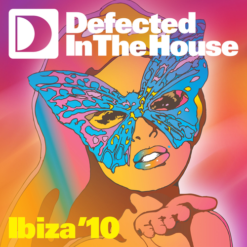 Album Art - Defected In The House Ibiza '10