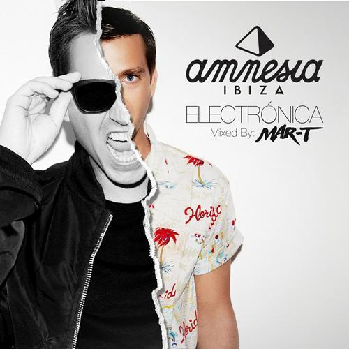 Album Art - Amnesia Ibiza Electronica (Mixed By Mar-t)