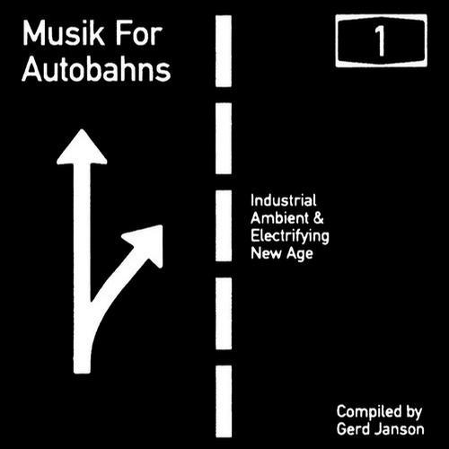 Album Art - Gerd Janson presents Musik for Autobahns