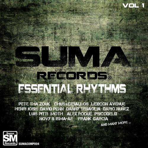 Album Art - Suma Records Essential Rhythms