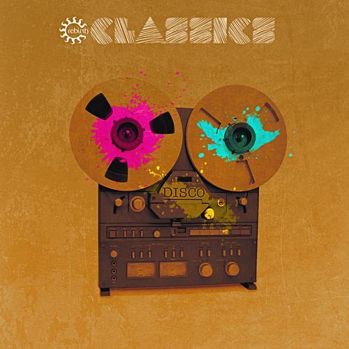 Album Art - Rebirth Classics - Disco