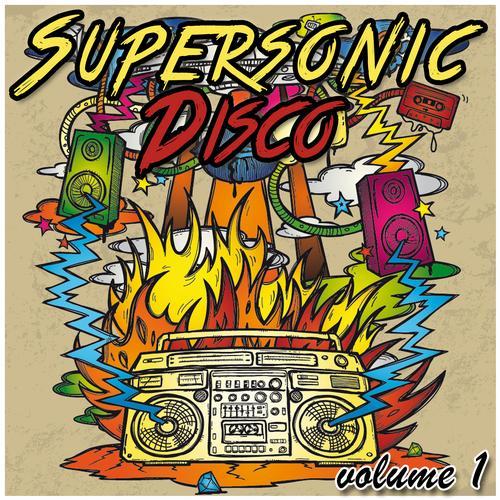 Album Art - Supersonic Disco, Vol. 1