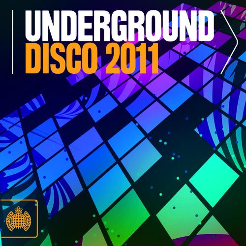 Album Art - Underground Disco 2011