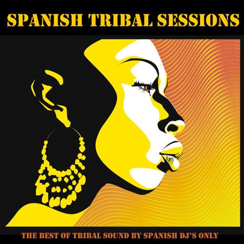 Album Art - Spanish Tribal Sessions