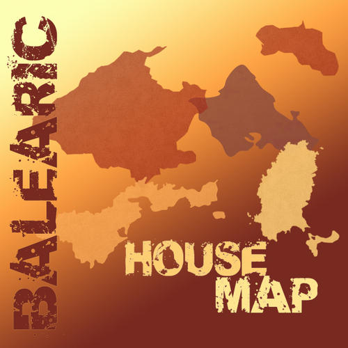 Album Art - Balearic House Map