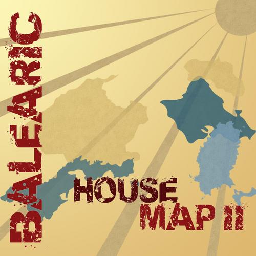 Album Art - Balearic House Map II