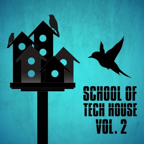 Album Art - School Of Tech House Vol. 2