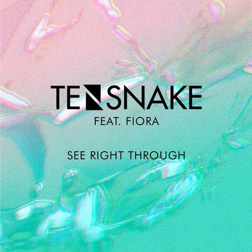 Album Art - See Right Through