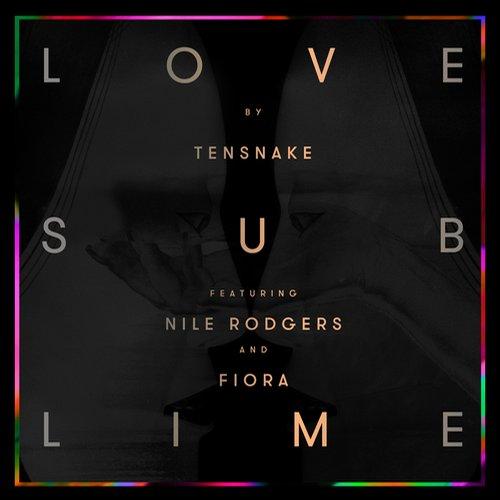 Album Art - Love Sublime