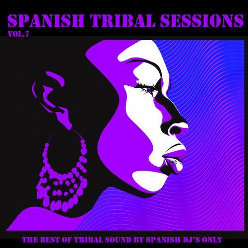 Spanish Tribal Sessions, Vol. 6 Album Art