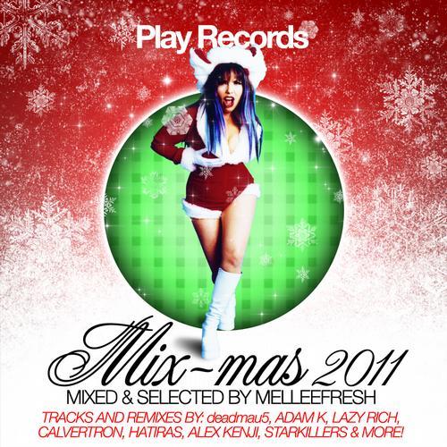 Album Art - Mix-Mas 2011