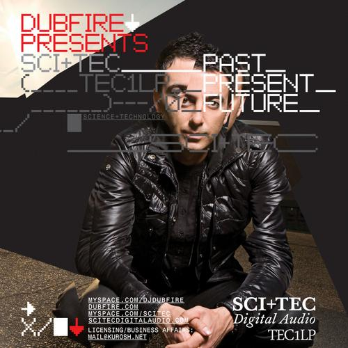 Album Art - SCI+TEC Past Present Future