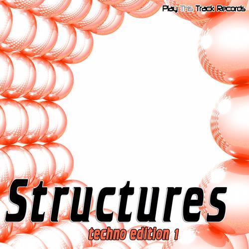 Album Art - Structures: Techno Edition 1