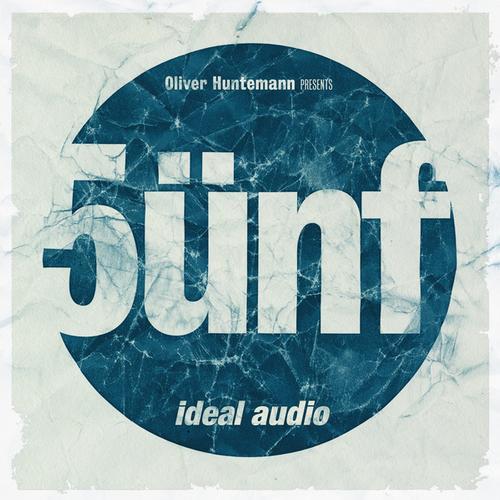 Album Art - Oliver Huntemann Presents 5unf - Five Years Ideal Audio