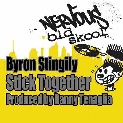 Album Art - Stick Together - Produced By Danny Tenaglia