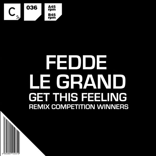 Album Art - Get This Feeling (Remix Competition Winners)