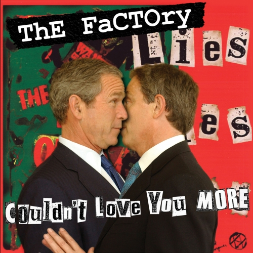 Album Art - Couldn't Love You More