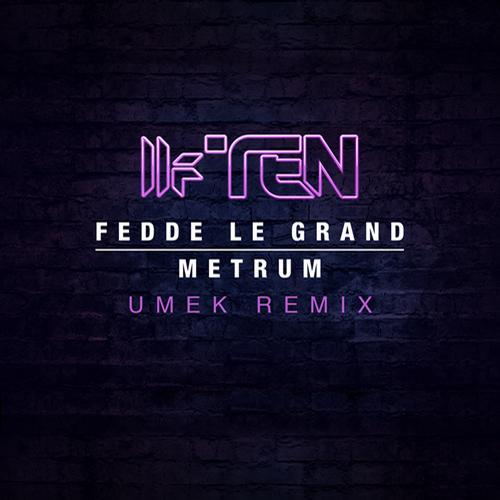 Album Art - Metrum (UMEK Remix)