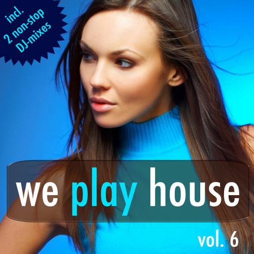 We Play House Volume 6 Album