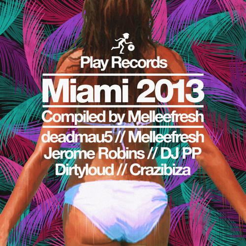 Album Art - Play Records Miami 2013