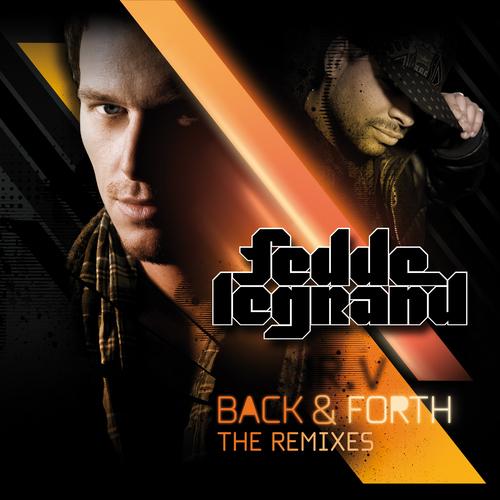Album Art - Back & Forth - Remixes