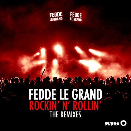 Album Art - Rockin' N' Rollin' - RioTGeaR Remix