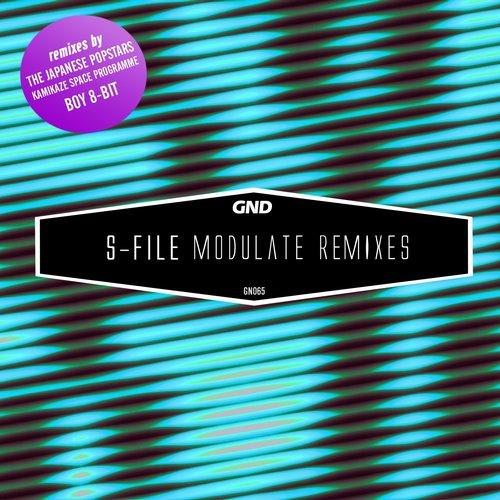 Album Art - Modulate Remixes
